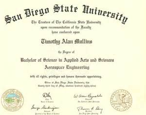 Best Photos of Fake Diploma Template   College Diploma