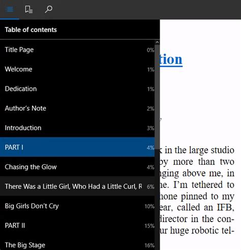 ebook format support microsoft edge supports epub ebook format right out of the