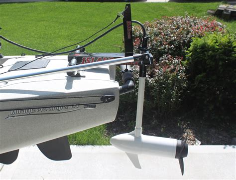 motor kayaks for sale transom mount kayak motors kayak motor island hopper
