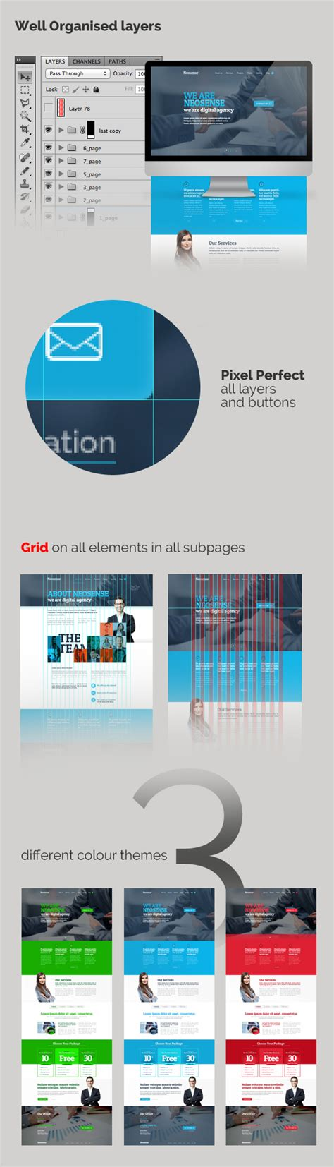 themeforest professional powerpoint templates templates