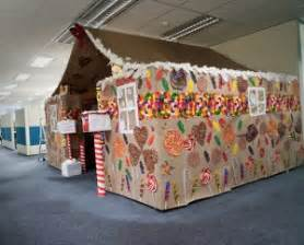 gingerbread house office cubicle decorations office decorations 101 thrifty