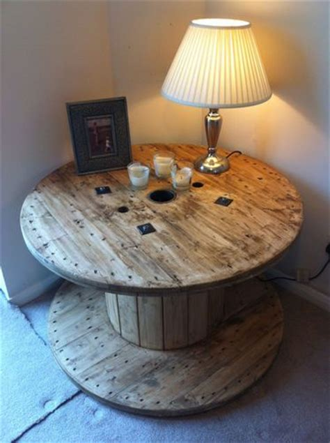 cable coffee table 56 best images about upcycled cable spool diy on pinterest