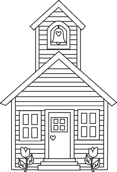 coloring page school coloring pages 1