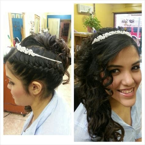 hairstyles for sweet 15 17 best images about my sweet 15 on