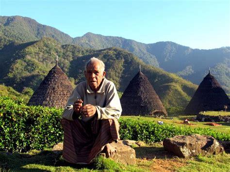 film pendek yang menarik fakta menarik desa wae rebo