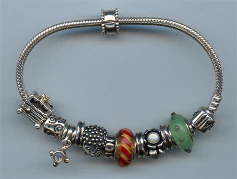 pandora charm bracelet mudpuddle