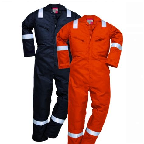 Coverall Nomex Portwest Nomex Coverall Nx50 Harcon Supplies