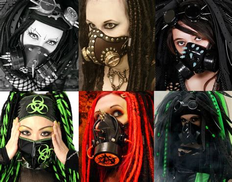 Intro To Cyber Goth: Goth'S Futuristic Side
