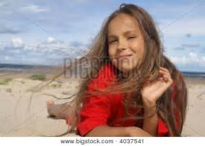 Images of preteen girl beach stock photo and images bigstock