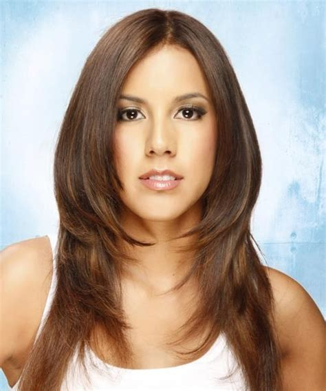 suitable hairstyle for oval face shape 15 photo of long hairstyles oval face shape