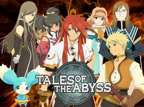 tales of the abyss tales of the abyss 3d impressions rpg s