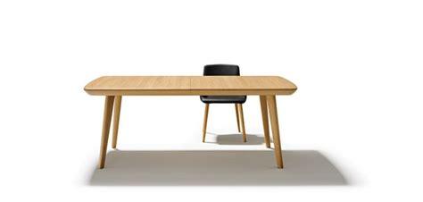 table sejour avec rallonge table de s 233 jour avec rallonge par team 7 d 233 co design