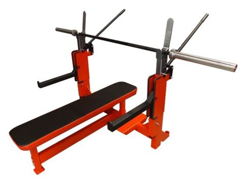 competition bench press kustom kit insignia bench press v2 full competition spec