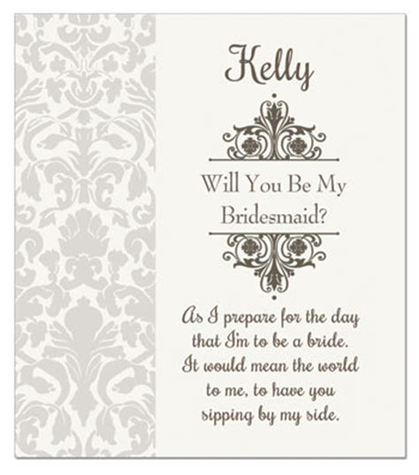 will you be my bridesmaid wine label template will you be in my wedding the best way to pop the next