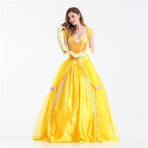 01 Princess Dress s costume fairytale princess dress gown