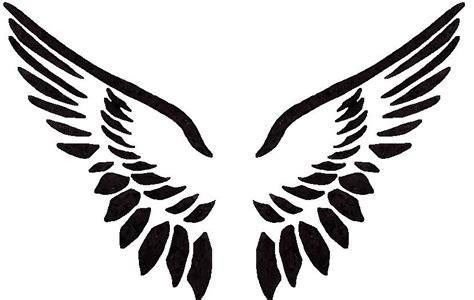 angel tattoo logo angel wings logo clipart best tattoos pinterest