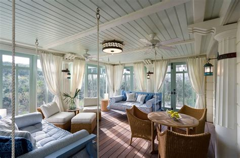 Enclosed Sun Porch Enclosed Sun Porch Decorating Rustic Enclosed Porches