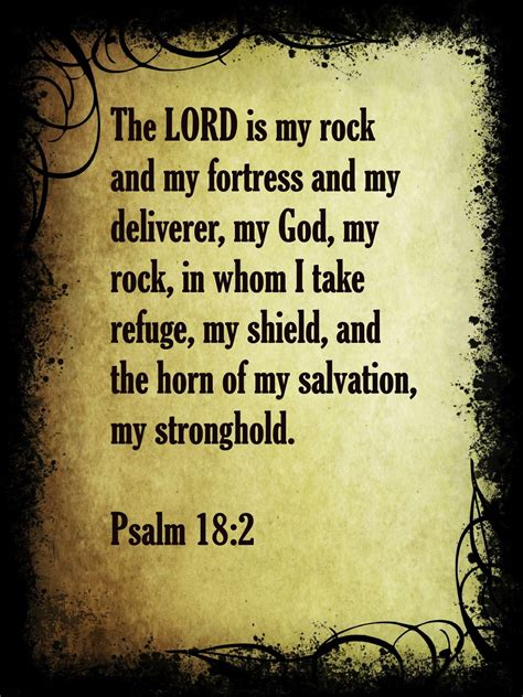 God Is My Rock Coloring Page