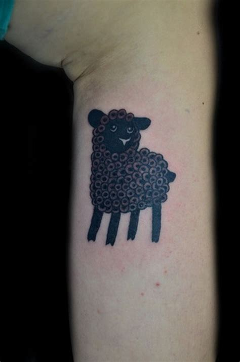 black sheep tattoo great sheep pictures tattooimages biz