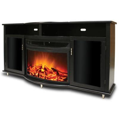 paramount manchester media electric fireplace home depot