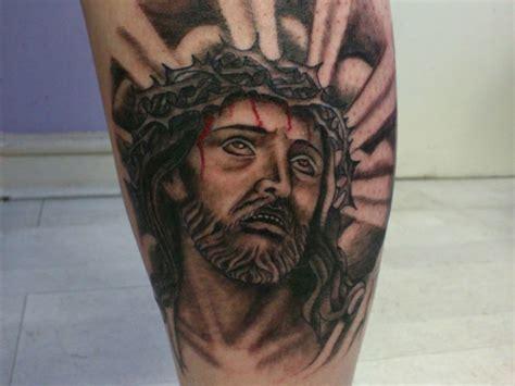tattoo black jesus jesus tattoos and designs page 10