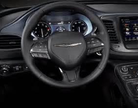 Chrysler 200 Interior 2016 Chrysler 200 Next Generation Midsize Sedan