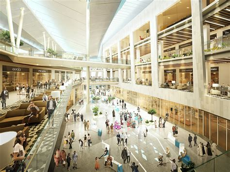 The Emporium Mall Pakistan's Largest Mall Opening on 30th June IBEX