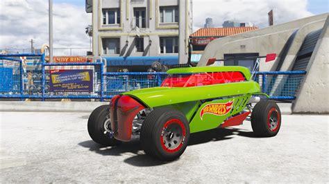 Hotwheels Z Rod 2 add on wheels the rip rod 2012 gta5 mods