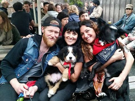 puppies and pints tomorrow pints and pups at lucky 13 s day afternoon hoodline
