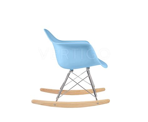 miniature eames rocking chair mini rar rocker chair inspired by designs of