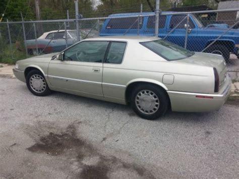 1996 cadillac coupe buy new 1996 cadillac eldorado etc coupe 2 door 4 6l in
