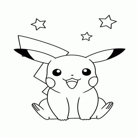 imagenes para dibujar y imprimir dibujos pikachu para dibujar imprimir colorear y recortar