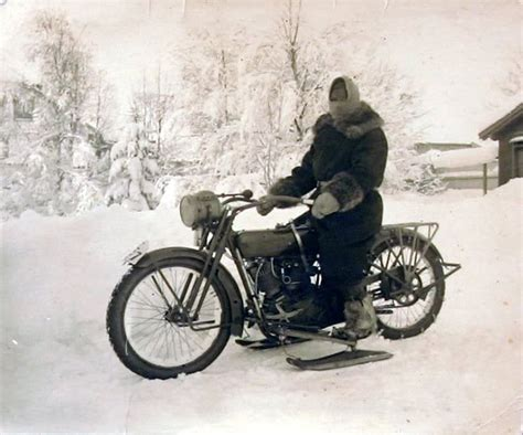 winter motorcycle american motorcycles norway veteran mc com american