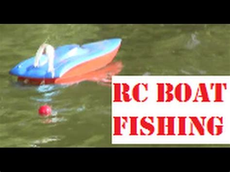 rc boat fishing for catfish rc boat fishing for catfish bluegill and other bait fish