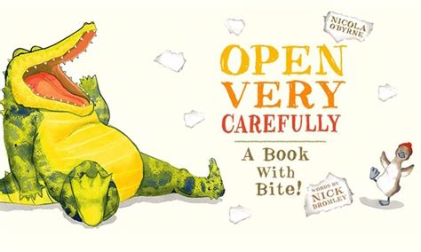 open very carefully on the silver screen nosy crow