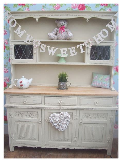 Shabby Chic Kitchen Dresser by Shabby Chic Oak Dresser I This Would