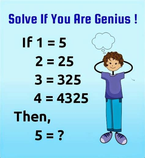 pattern math riddles tricky number puzzles patterns with answer math puzzles