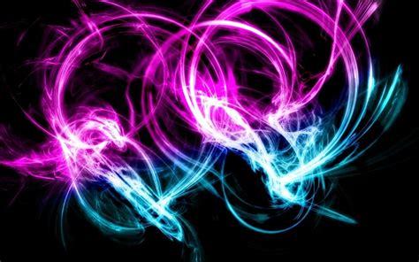 imagenes abstractas neon neon windows 10 theme themepack me