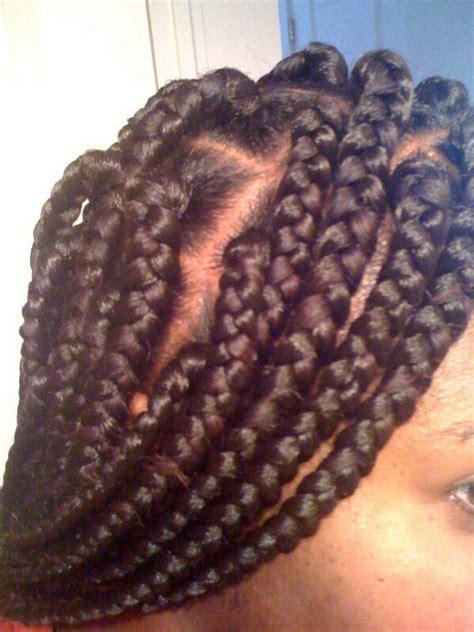 new big braid 2014 big box braids hairstyles 2017 hair colors and haircuts