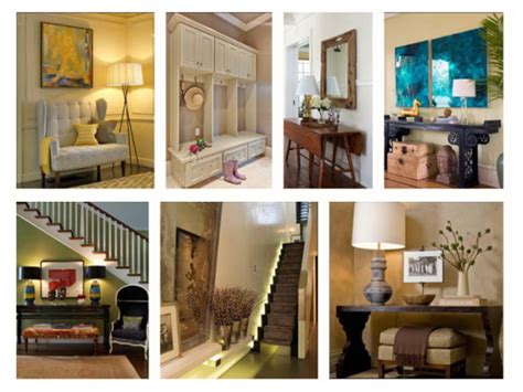 How To Decor Your Home by 7 Ideas For Making Your Entrance A Little More Grand