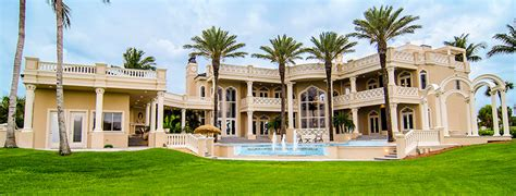 Story And A Half House by Miami Mansions Miami Beach Mansions Mansion Collection