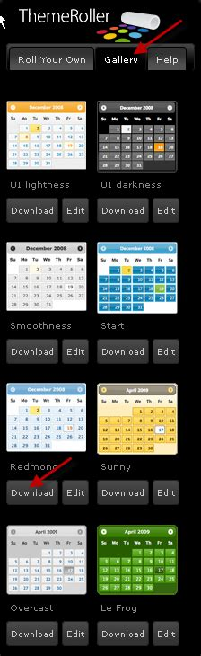 jqgrid themes exles jquery how to change the theme of the jqgrid stack
