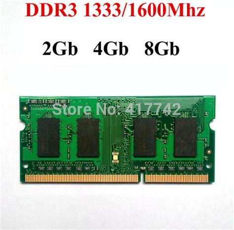 Ram Sodimm Memory Laptop Ddr 3 4gb Merk Kingston sodimm memoria ram ddr3 ram 8gb 2gb 4gb ram ddr3 1600 1333 1600mhz 1333mhz 2g 4g 8g lifetime