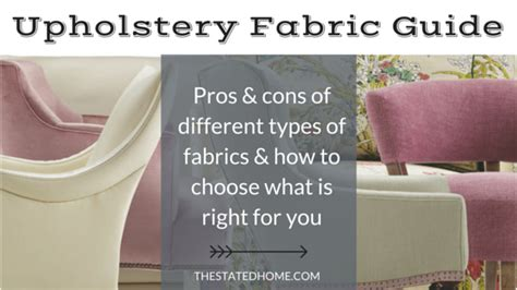 different types of sofa fabric types of upholstery fabric the stated home