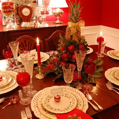 22 christmas tablescape ideas live diy ideas