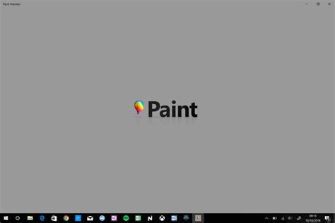 microsoft s redesigned paint app for windows 10 looks here s a first look at microsoft s new paint app for