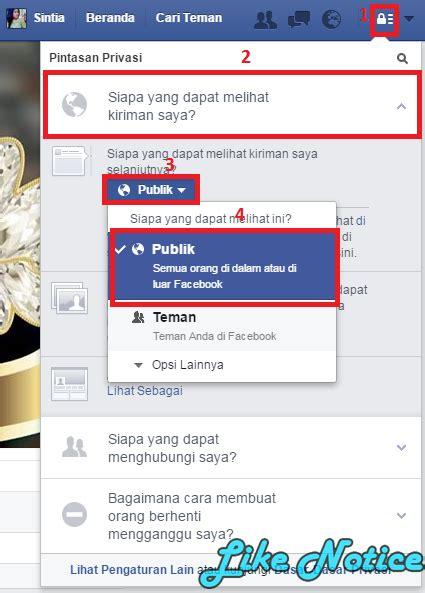 cara membuat fanspage facebook banyak yang like cara mendapatkan banyak like di facebook likenotice blog