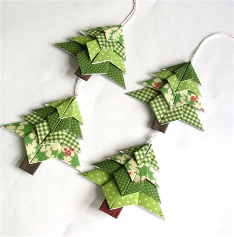 Decorations To Make From Paper - best 25 paper ornaments ideas on