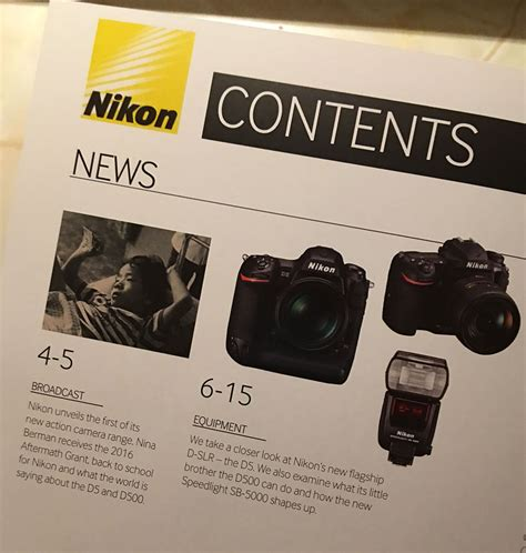 nikon pro nikon d5 at nikon pro magazine nikon rumors