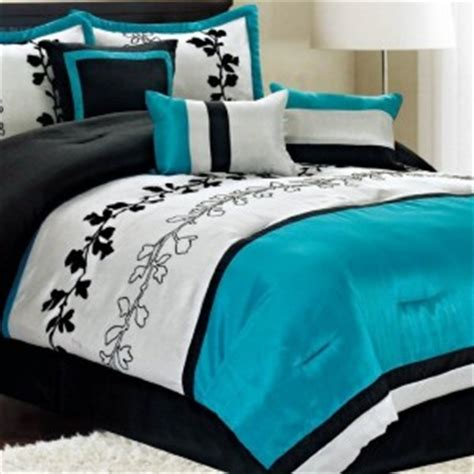 black white and turquoise bedding vikingwaterford com page 2 light blue and green floral